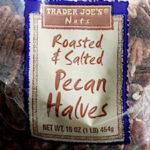 Trader Joe's Roasted & Salted Pecan Halves