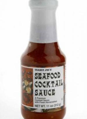 Trader Joe's Seafood Cocktail Sauce