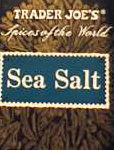Trader Joe's Sea Salt