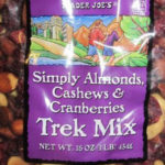 Trader Joe's Simply Almond, Cashew & Cranberry Trek Mix