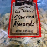 Trader Joe's Slivered Almonds