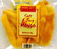 Trader Joe's Soft & Juicy Mango
