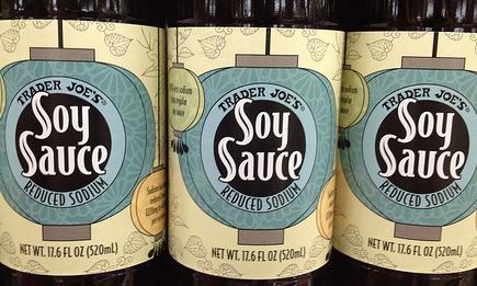 Trader joe 39 s soy sauce reduced sodium reviews trader joe for Trader joe s fish sauce