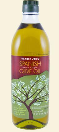 Trader Joe's Spanish Extra Virgin Olive Oil