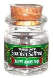 Trader Joe's Spanish Saffron