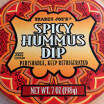 Trader Joe's Spicy Hummus Dip