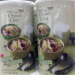 Trader Joe's Steel Cut Organic Oats