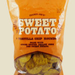Trader Joe's Sweet Potato Tortilla Chip Rounds