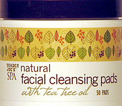 Trader Joe's Tea Tree Oil Face Pads