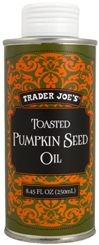 Trader Joe's Toasted Pumpkin Seed Oil