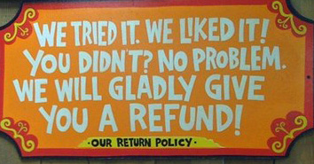 Trader Joe's Return Policy