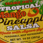 Trader Joe's Tropical Mango Pineapple Salsa