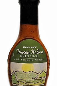 Trader Joe's Tuscan Italian Dressing