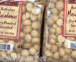 Trader Joe's Unsalted Australian Macadamias