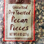 Trader Joe's Unsalted Dry Toasted Pecan Pieces