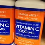 Trader Joe's Vitamin C 1000 MG