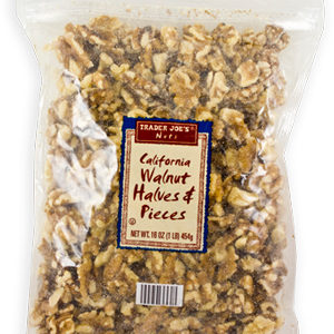Trader Joe's Walnut Halves & Pieces