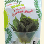 Trader Joe's Wasabi Roasted Seaweed Snack