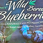 Trader Joe's Wild Boreal Blueberries
