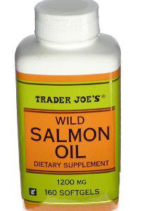 Trader Joe's Wild Salmon Oil