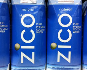 Trader Joe's Zico Coconut Water