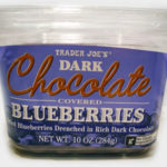 Trader Joe's Dark Chocolate Covered Blueberries