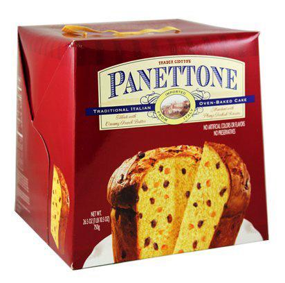Panettone Cake Trader Joes