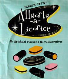 Trader Joe's Allsorts-a-Licorice
