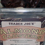 Trader Joe's Almond Clusters