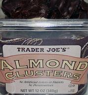 Trader Joe's Almond Clusters