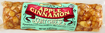 Trader Joe's Apple Cinnamon Goat Cheese
