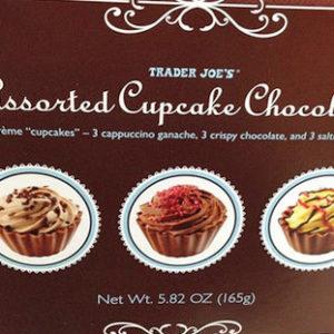 Trader Joe's Assorted Cupcake Chocolates