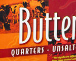 Trader Joe's Unsalted Butter Quarters