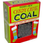 Trader Joe's Candy Cane Coal