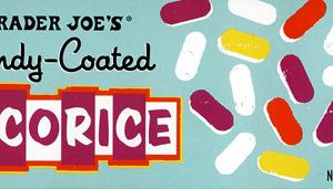 Trader Joe's Candy-Coated Licorice
