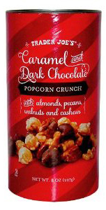 Trader Joe's Caramel & Dark Chocolate Popcorn Crunch