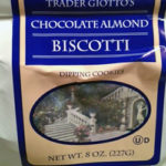 Trader Joe's Chocolate Almond Biscotti