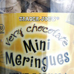 Trader Joe's Mini Chocolate Meringues