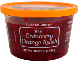 Trader Joe's Cranberry Orange Relish