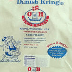 Trader Joe's Danish Almond Kringle