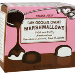 Trader Joe's Dark Chocolate Covered Marshmallows
