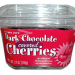 Trader Joe's Dark Chocolate Covered Cherries