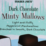 Trader Joe's Dark Chocolate Mint Marshmallows