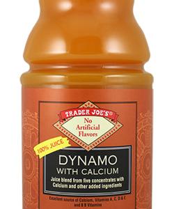 Trader Joe's Dynamo With Calcium