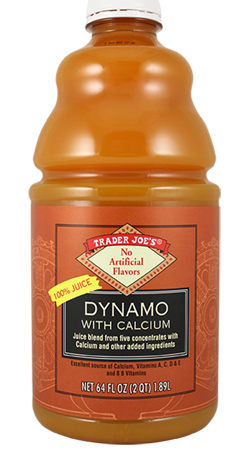 Trader Joe's Dynamo With Calcium