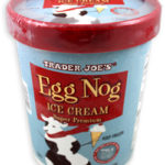 Trader Joe's Egg Nog Ice Cream