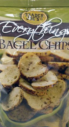 Trader Joe's Everything Bagel Chips