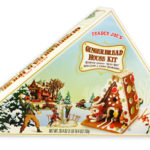 Trader Joe's Gingerbread House Kit