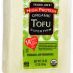 Trader Joe's High Protein Organic Super Firm Tofu