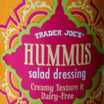 Trader Joe's Hummus Salad Dressing